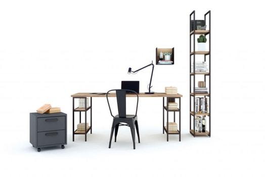 Mobiliari espai de treball. Font: Olut Barcelona