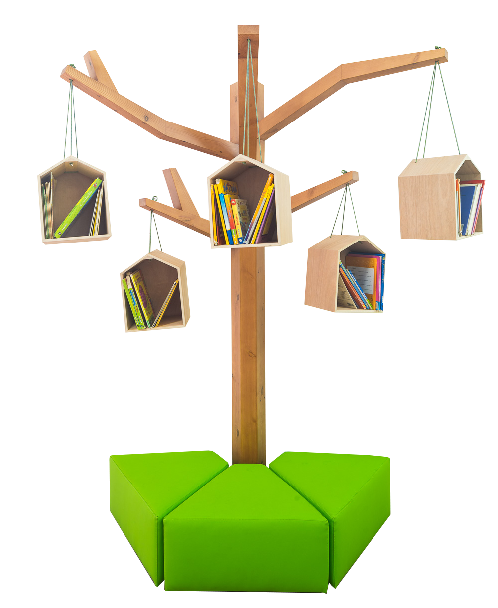 Árbol de lectura Baobab