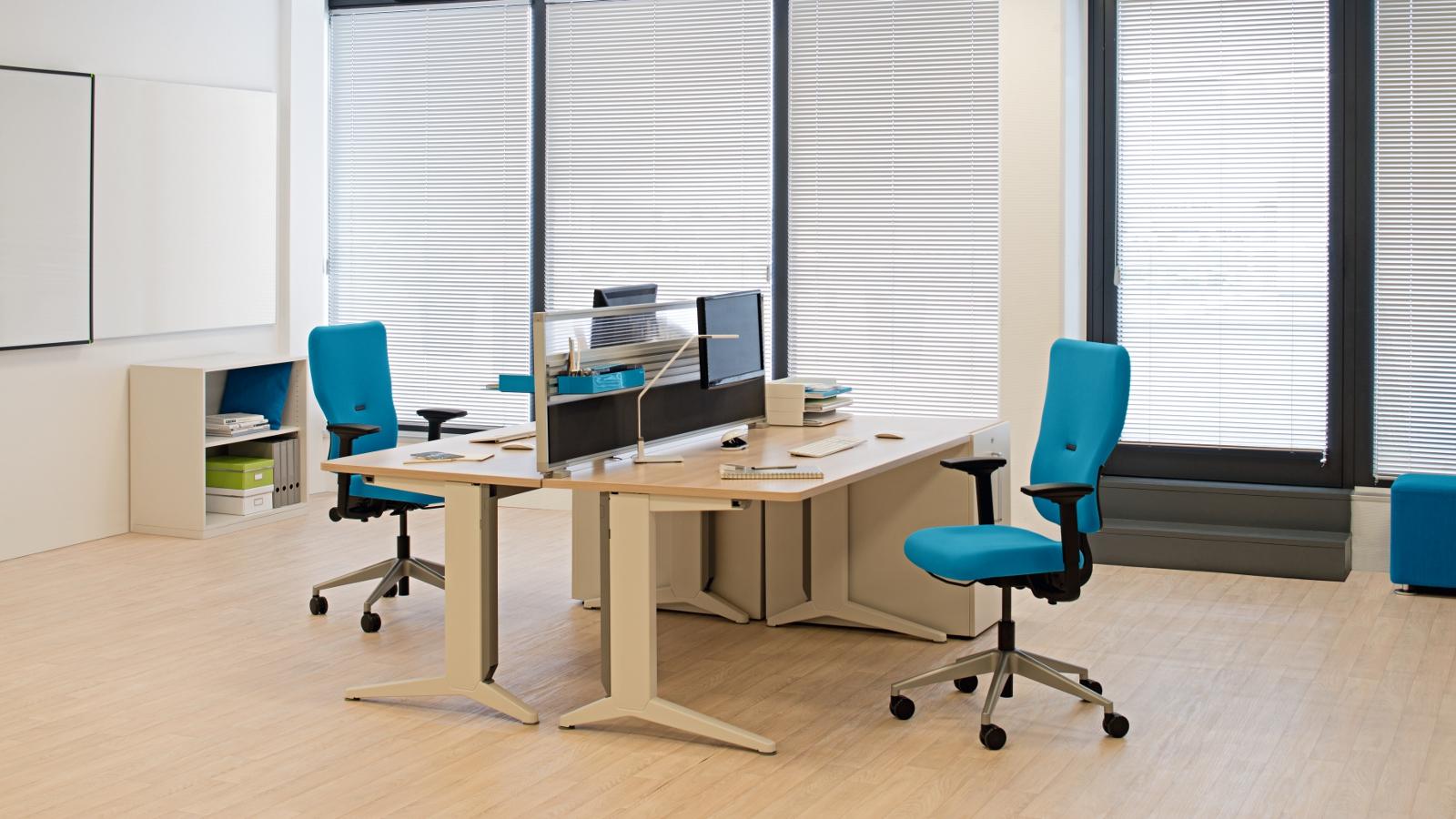 Silla Let's B sillas de escritorio ergonómicas
